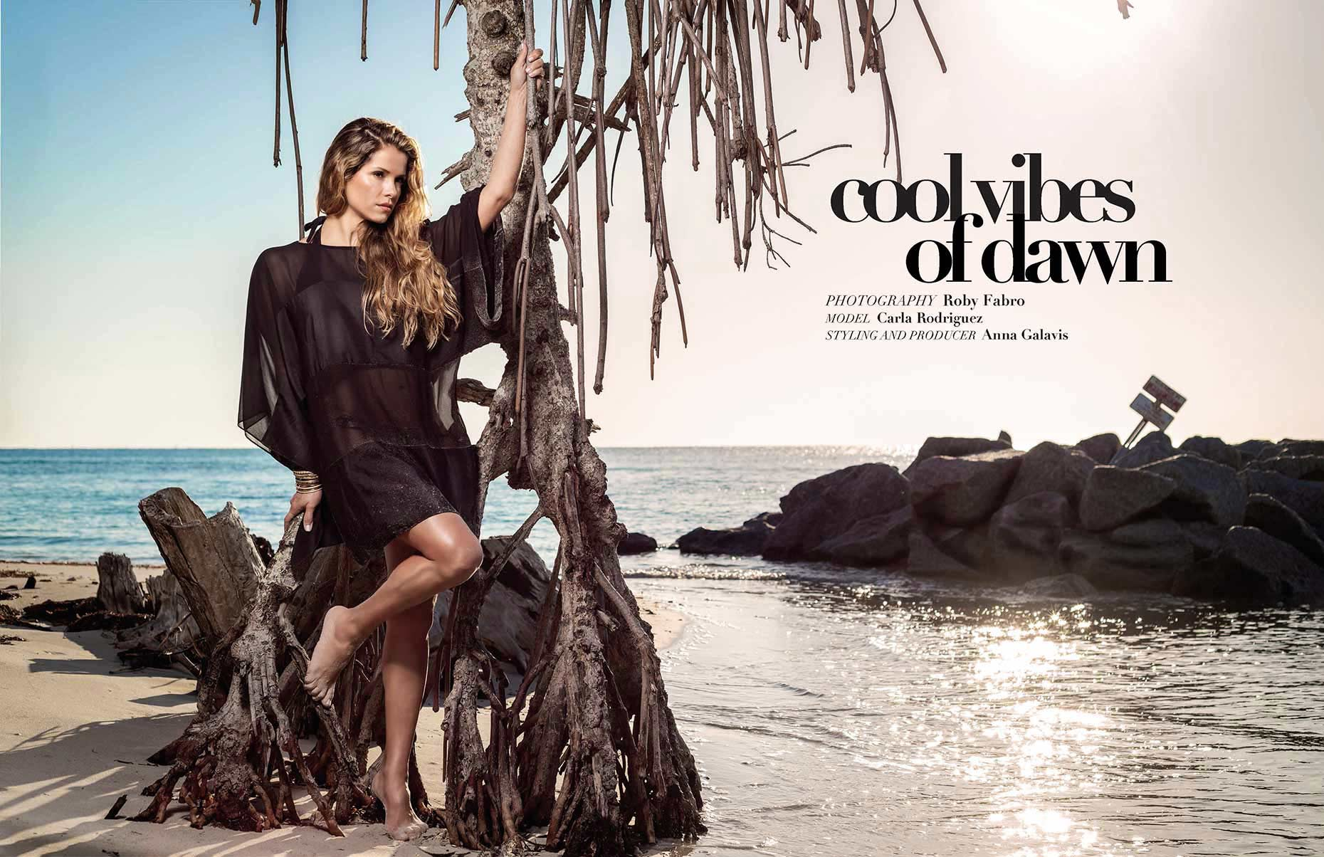 Assure-Magazine-Waiting for dawn | RobyFabro Miami fashion photographer