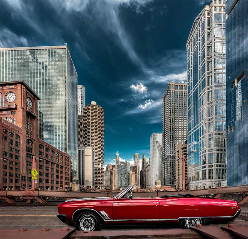 Buick-Skylark. Boston automotive photographer | RobyFabro