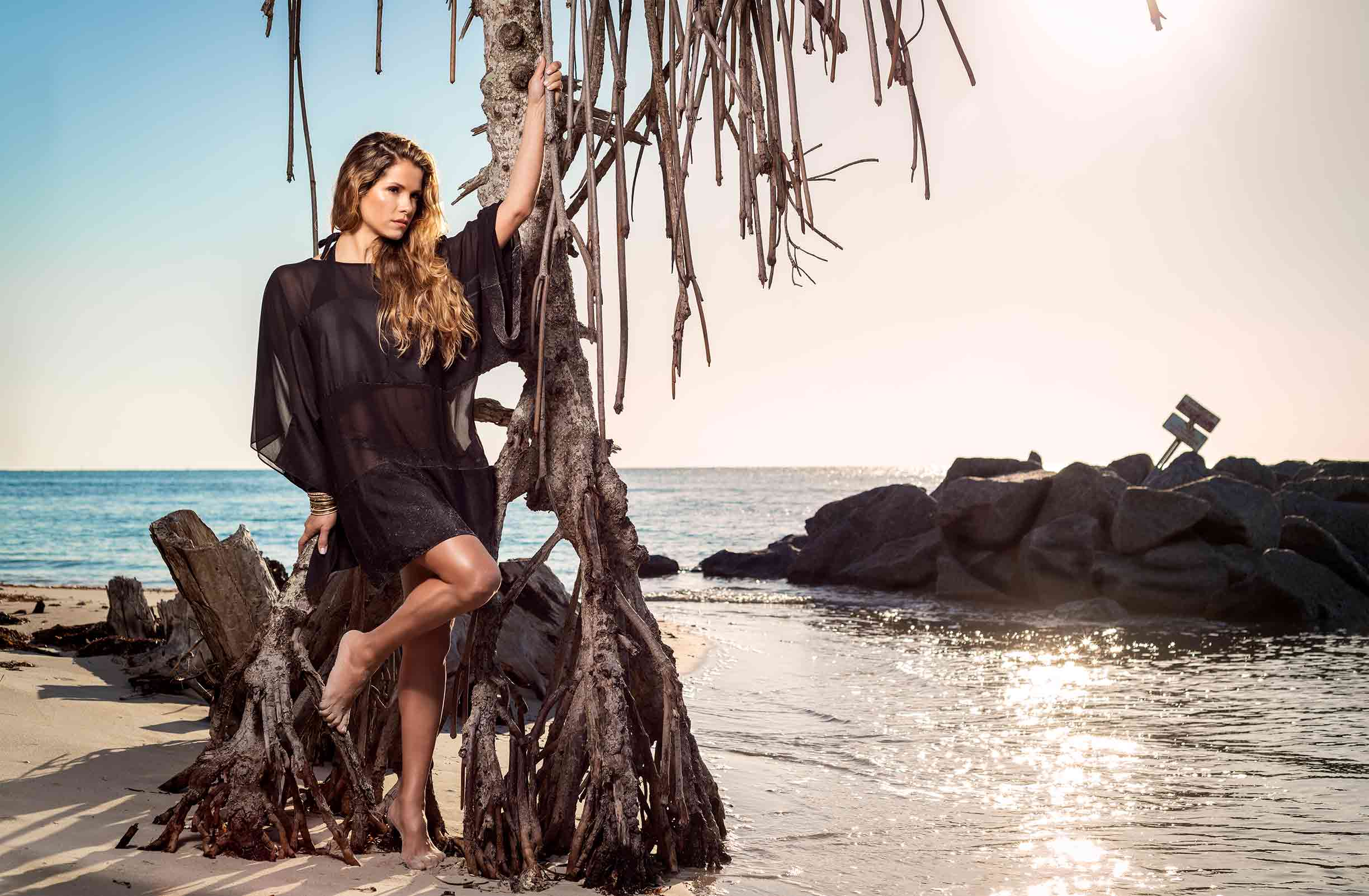 Waiting for dawn | RobyFabro Miami fashion photographer