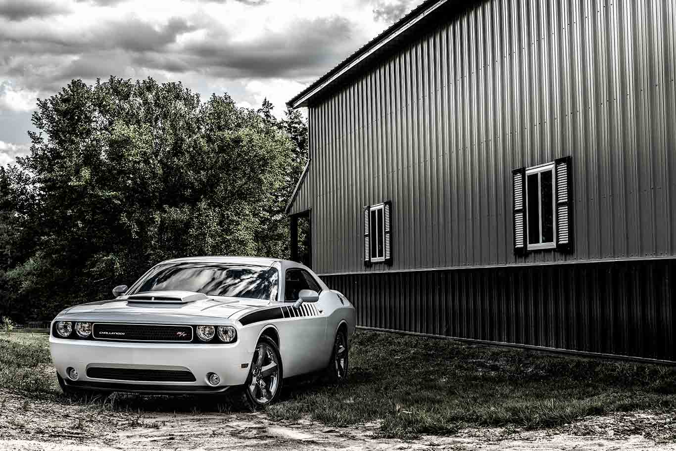 Dodge Challenger R-T. Boston automotive photographers | RobyFabro