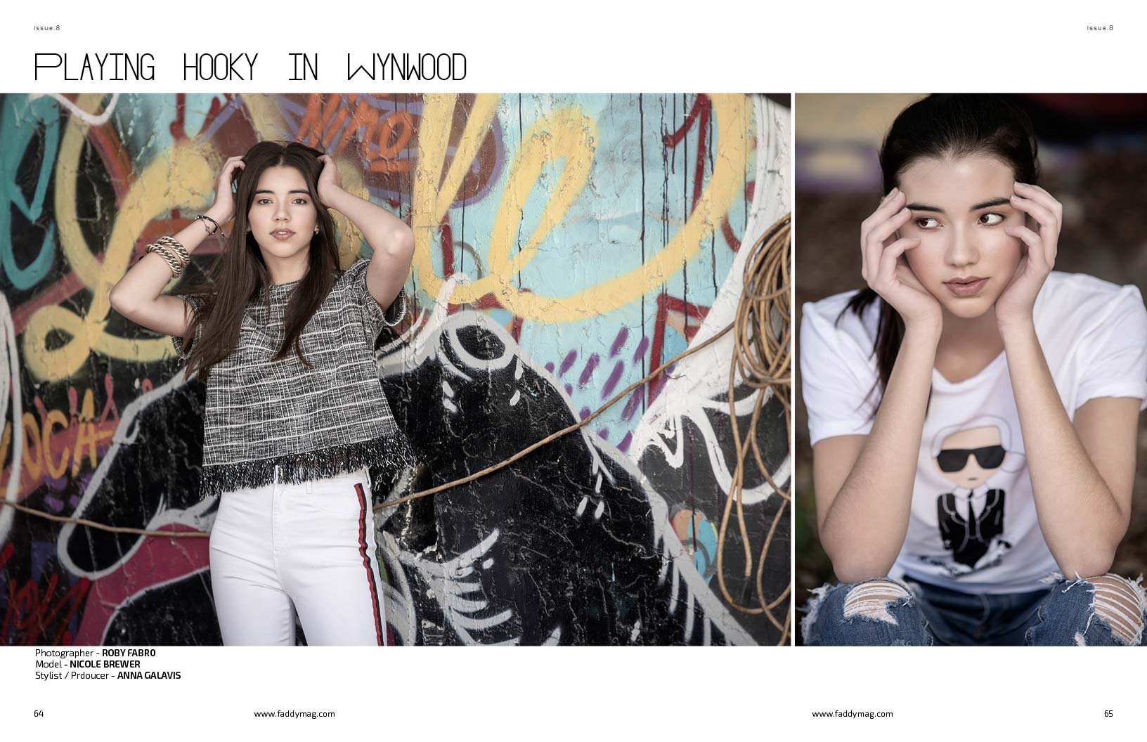 Teen fashion editorial | RobyFabro photography