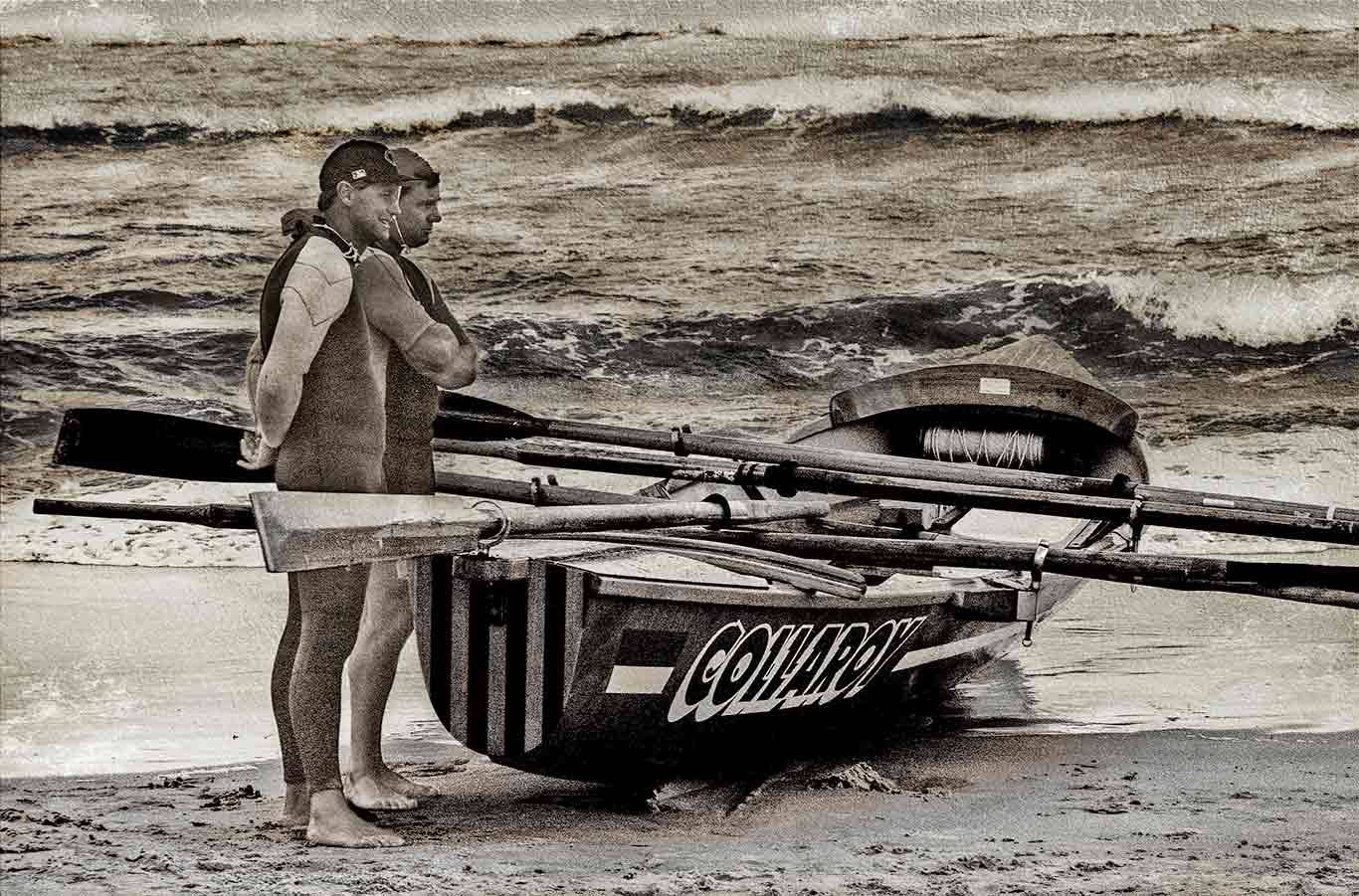 Rowing Team 2, Bondi Beach, Australia