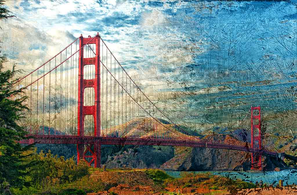 San-Francisco,-Golden-Gate-Bridge