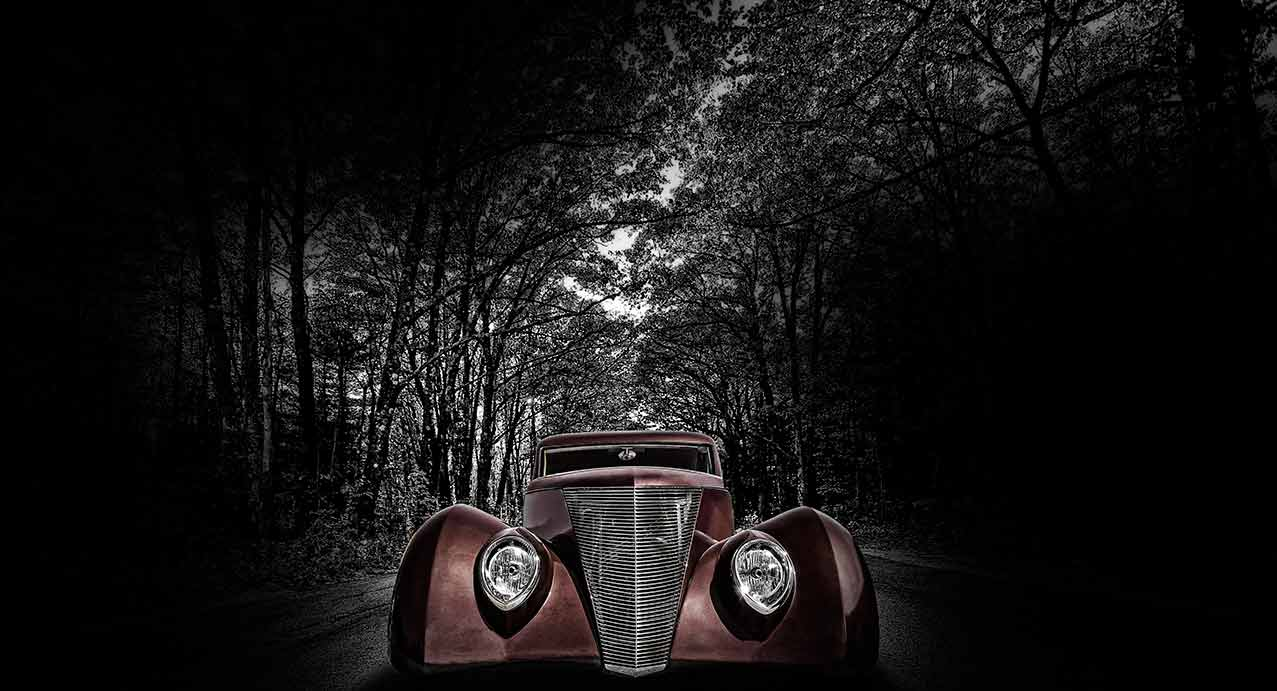 American Vintage car. Boston automotive photographer | RobyFabro